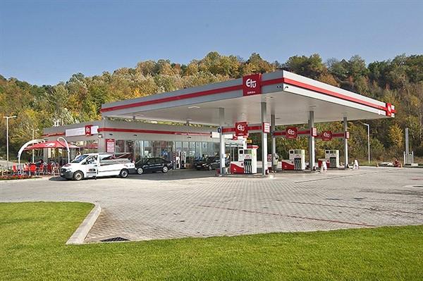 Staţie carburanţi (instalaţii electrice interioare şi exterioare) Câmpina - Prahova