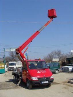 Dotare tehnică pentru lucrări şi diverse prestaţii (închirieri/reparaţii