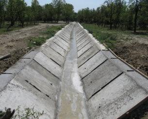 Amenajare canal colector, Cocorăşteanu, comuna Cornu - Prahova